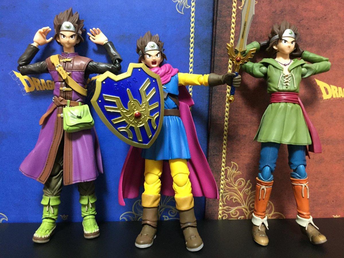 三人の3勇者