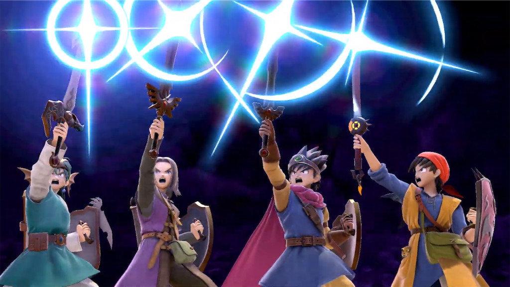 4人の勇者が終結!