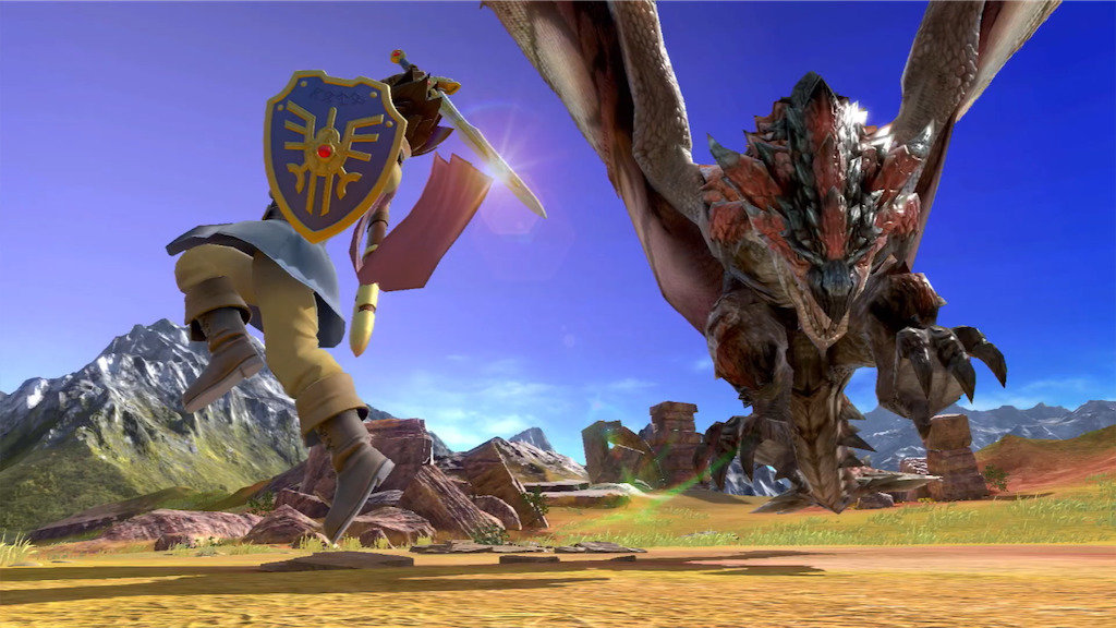 3勇者とドラゴン1