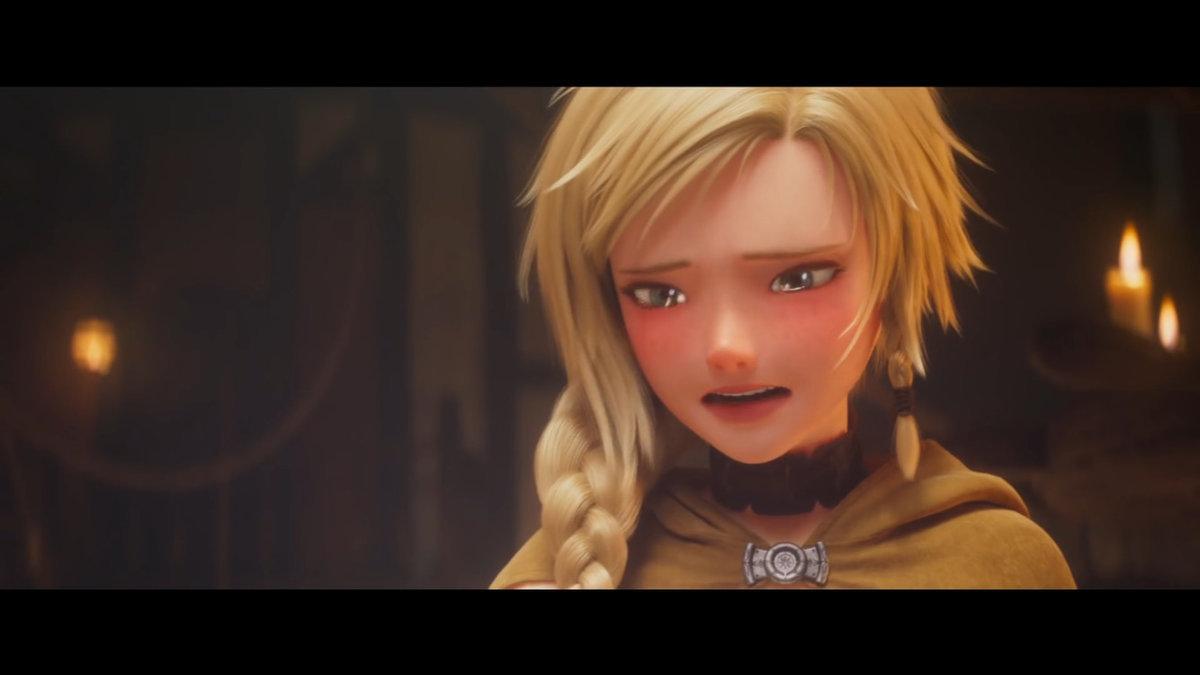 泣くビアンカ2