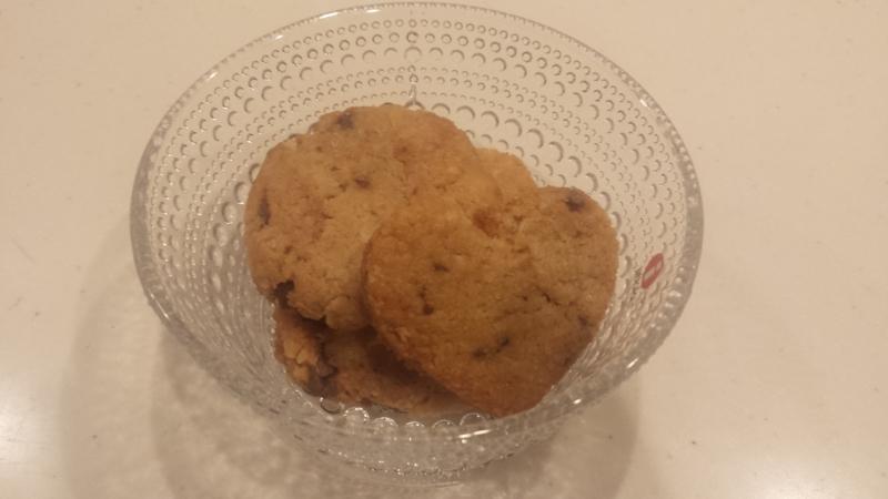 娘のクッキー
