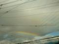 091010薄っすらと二重の虹