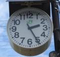 JR東日本の時計
