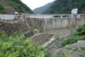 ダム上流側1