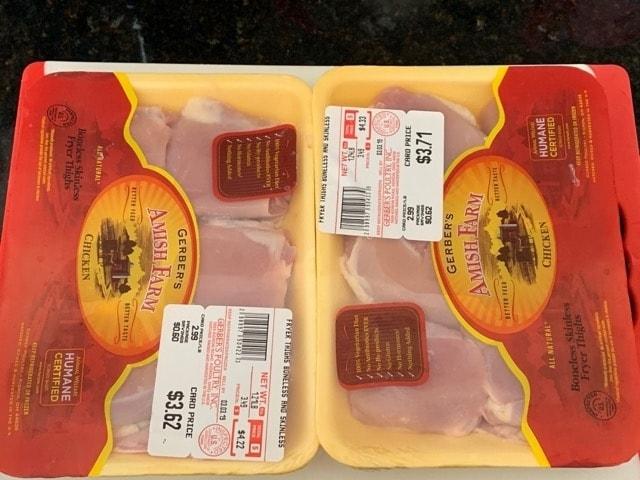 鶏肉 保存 切り分け 冷凍 使い方