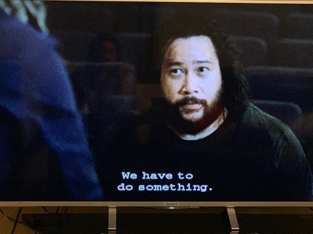 ウォーキング・デッド シーズン9 エピソード13 ダリル エゼキエル キャロル タラ ハイウェイマン