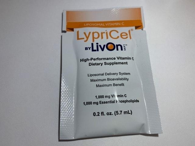 リプライセル リポスフェリック 飲む点滴 リポゾーム ビタミンC 風邪 美容
