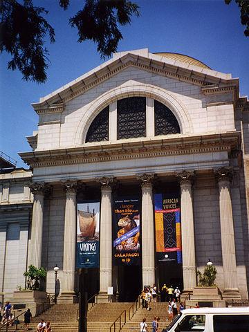 ワシントンDC スミソニアン 国立自然史博物館 Smithsonian National Museum of Natural History