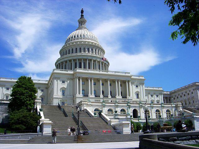 ワシントンDC スミソニアン アメリカ合衆国議会議事堂 United States Capitol