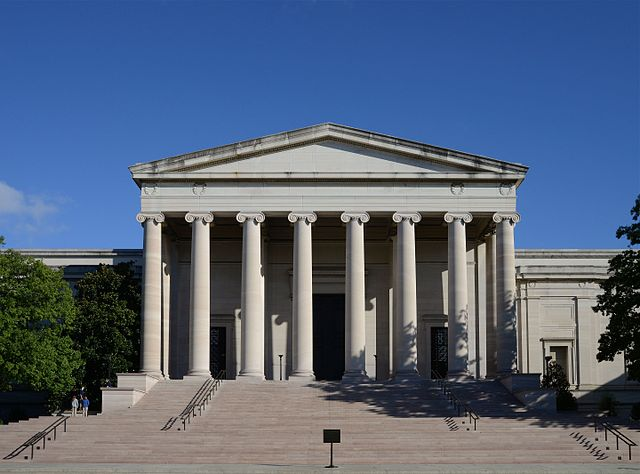 ワシントンDC スミソニアン ナショナル・ギャラリー(National Gallery of Art)