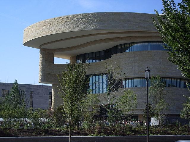 ワシントンDC スミソニアン 国立アメリカ・インディアン博物館(National Museum of the American Indian)