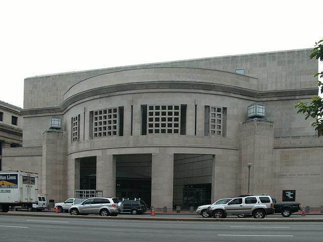 ワシントンDC スミソニアン ホロコースト記念博物館(United States Holocaust Memorial Museum)
