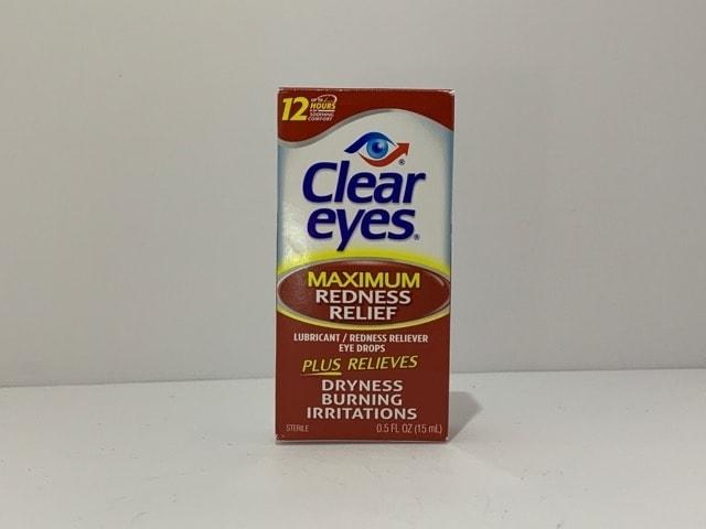 充血 目薬 クリアアイズ Clear Eyes アメリカ