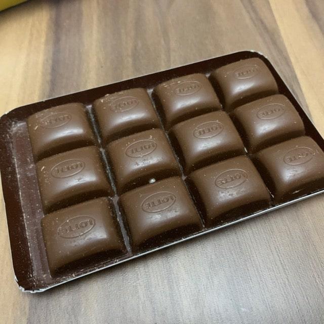 ロッテ Lotte 洋酒チョコレート おすすめ 美味しい ワインのつまみ カルヴァドス