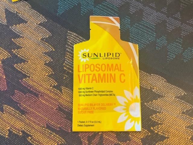 SUNLOPID リポソームビタミンC