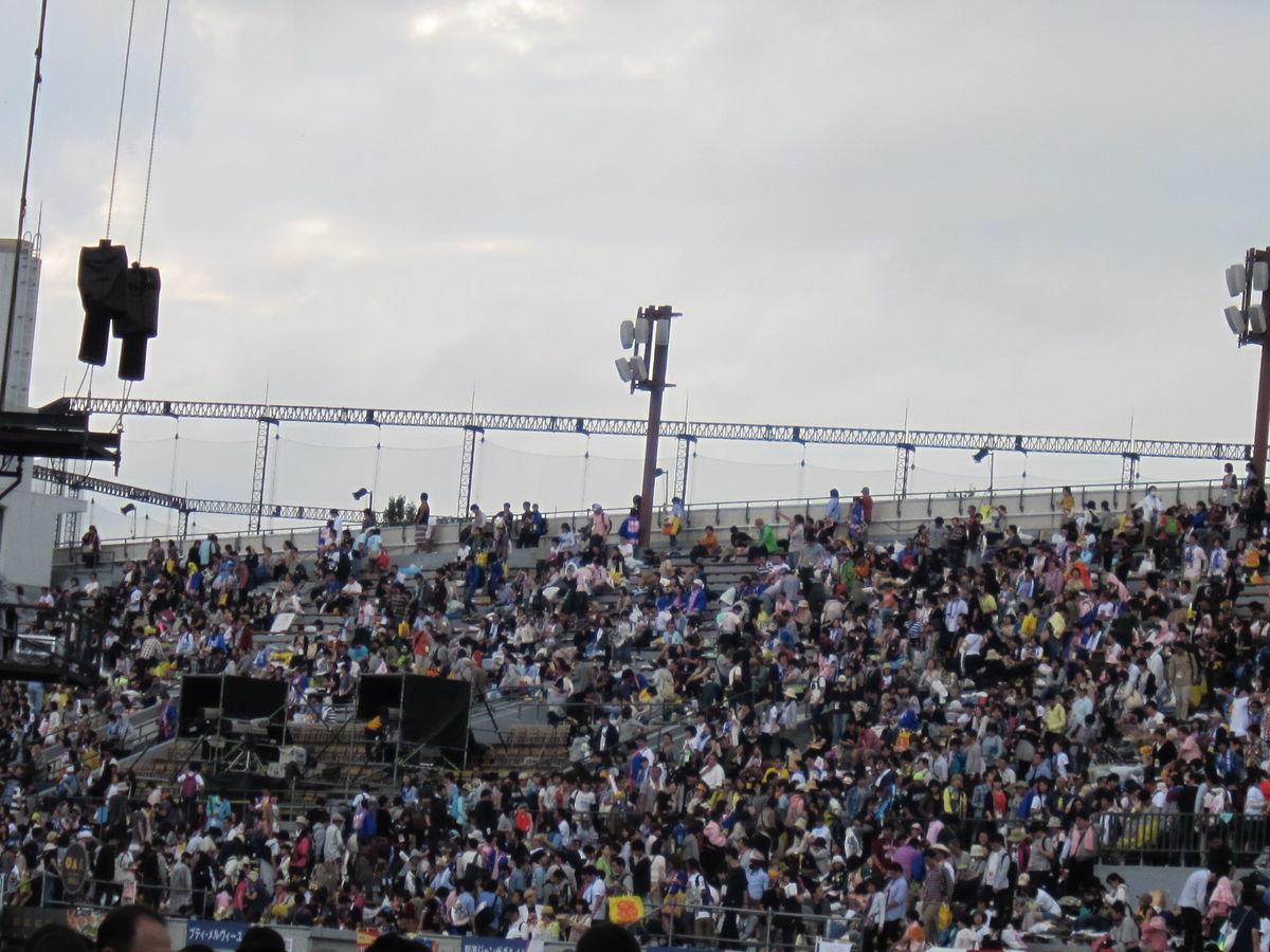 水曜どうでしょう祭2013(UNITE2013)@真駒内スタジアム