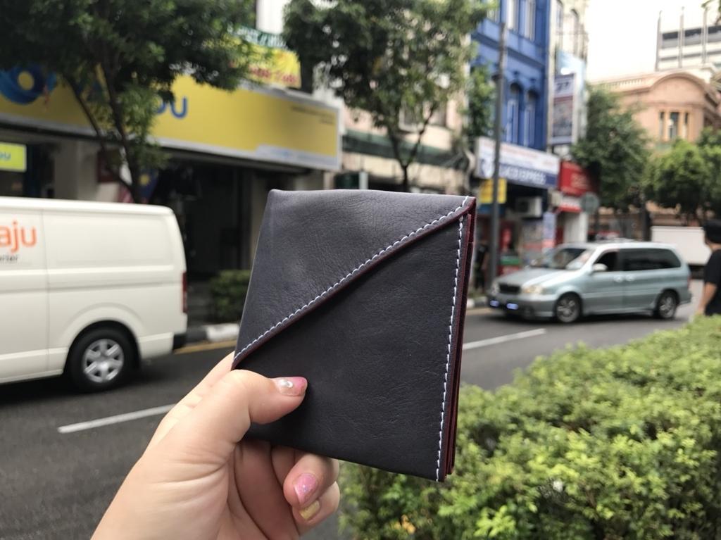 海外旅行に便利な旅行財布
