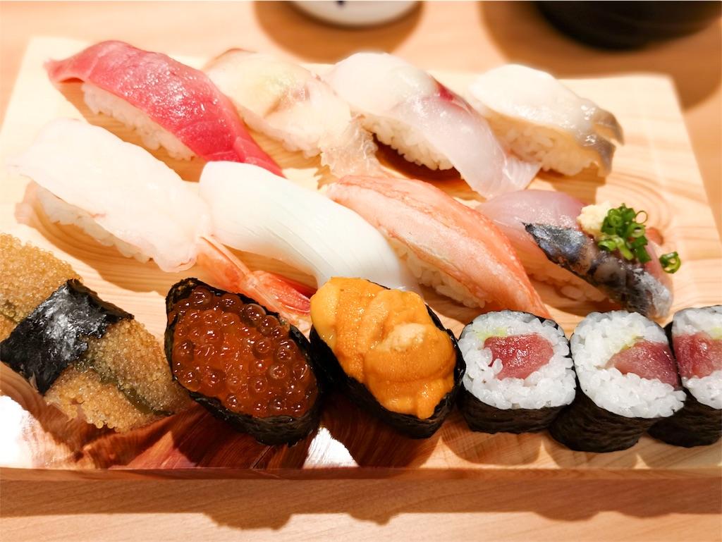 新店舗立ち食い寿司都々井(五反田)特上寿司