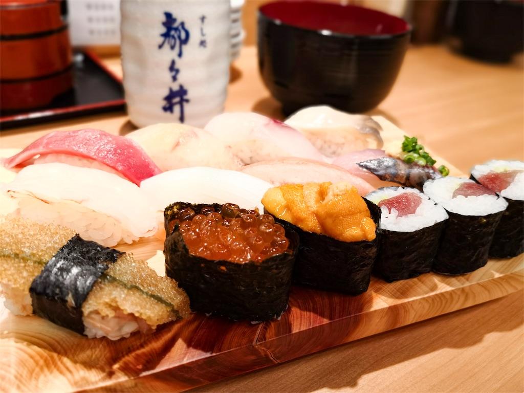 五反田の立ち食い寿司 都々井 移転再オープン