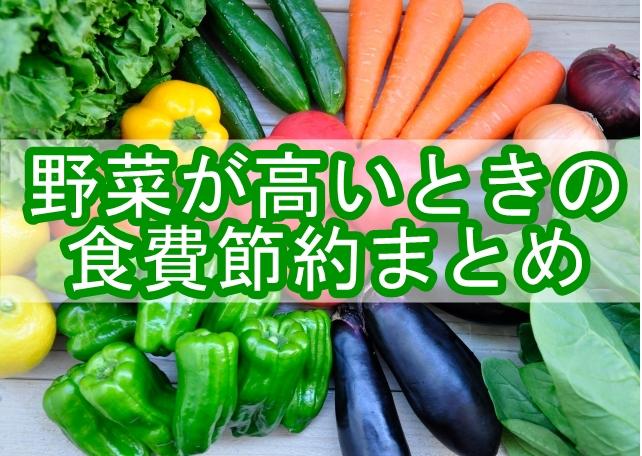 野菜高いときの食費節約 フジテレビ 家事アドバイザーの節約方法