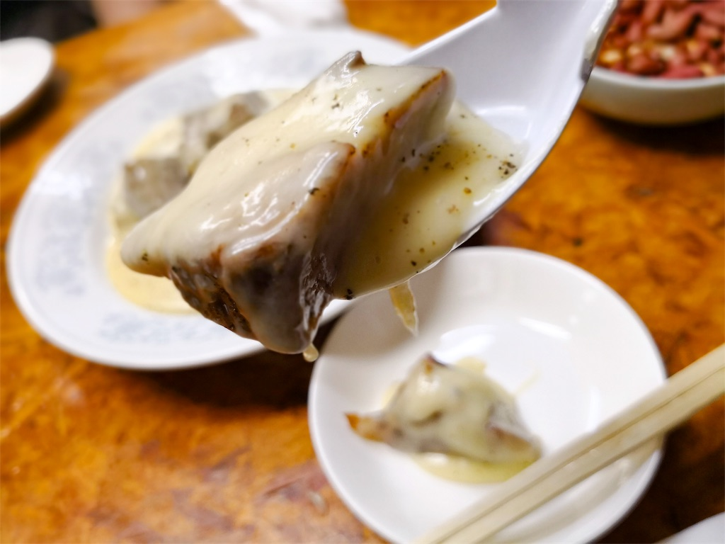 かし亀ブログレポート かし亀のチャーシューチーズ