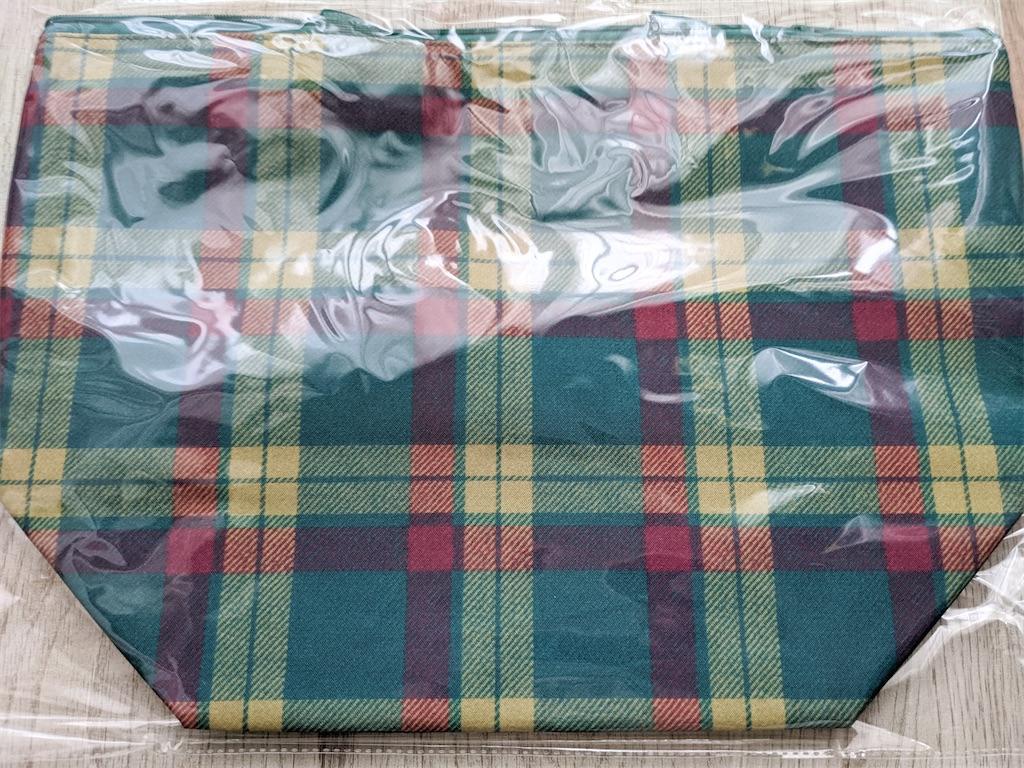 伊勢丹の保冷バッグ マクミラン通販