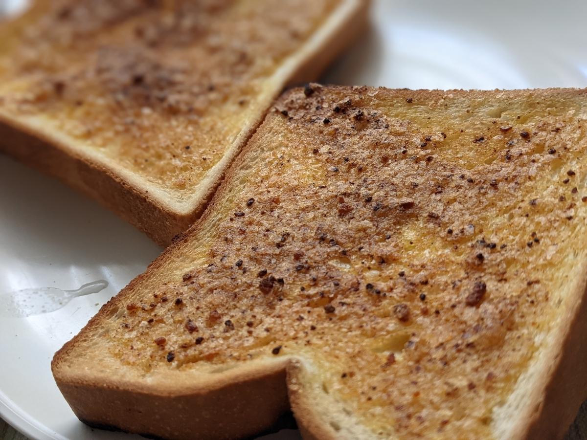 ぬって焼いたらカレーパン KALDI アレンジレシピ