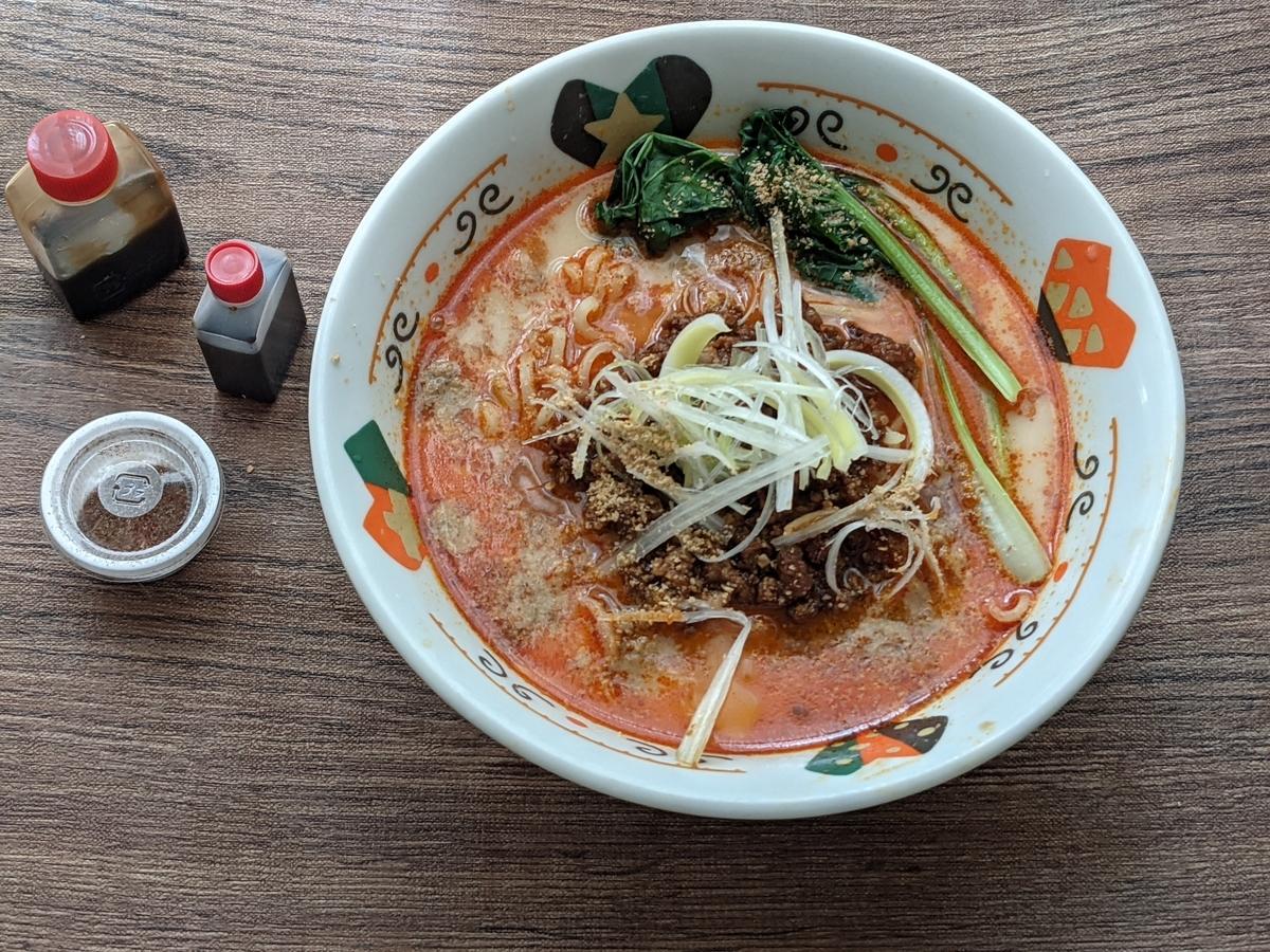 火鍋の残ったスープアレンジレシピ担々麵