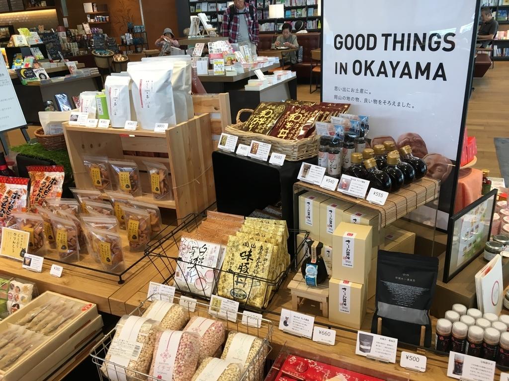 岡山の名産物