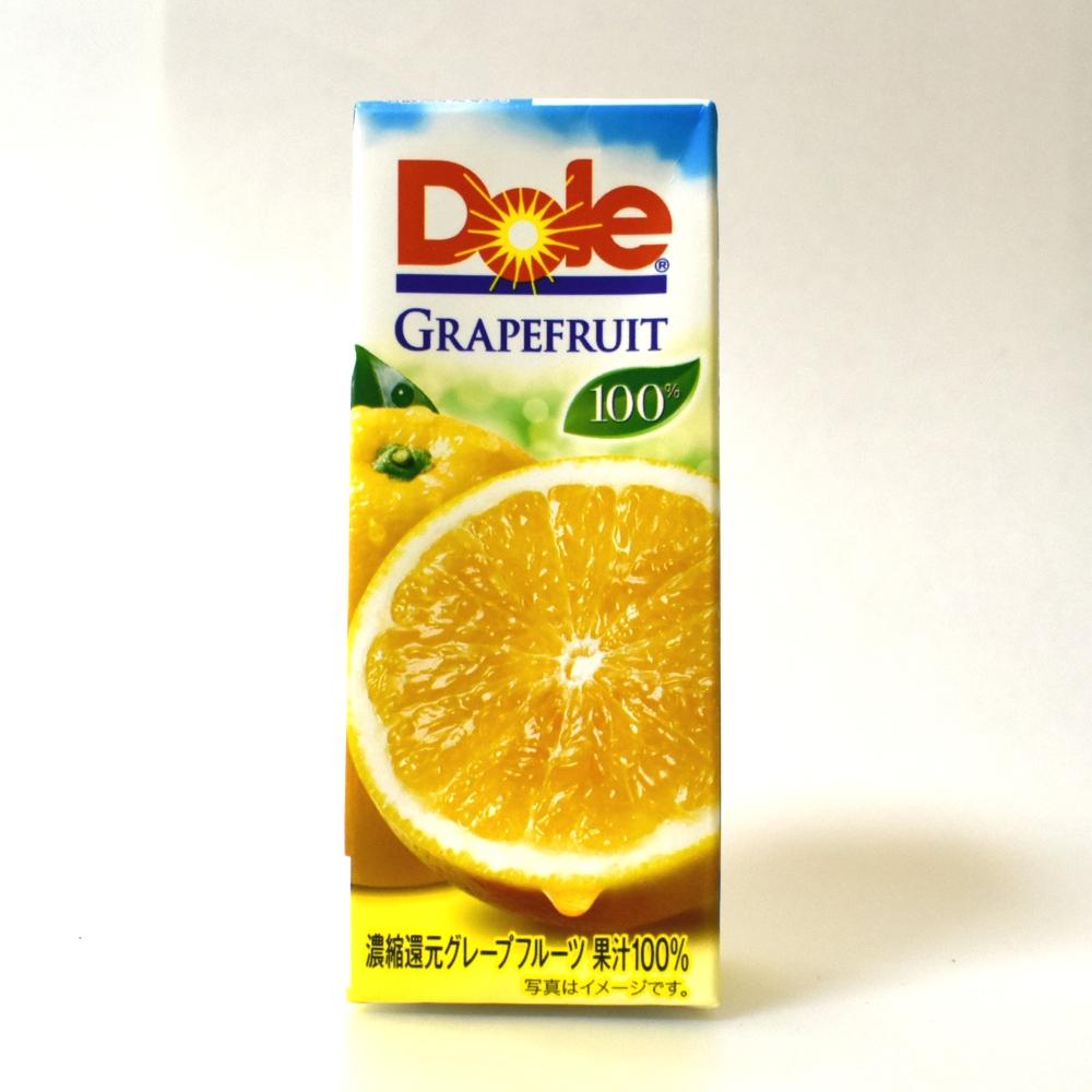 Doleグレープフルーツ100の画像