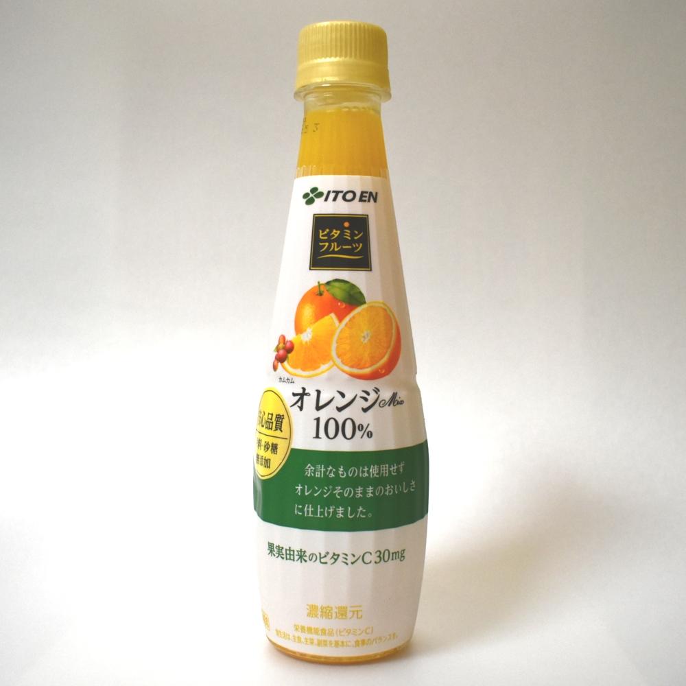 ビタミンフルーツ オレンジMix 100%
