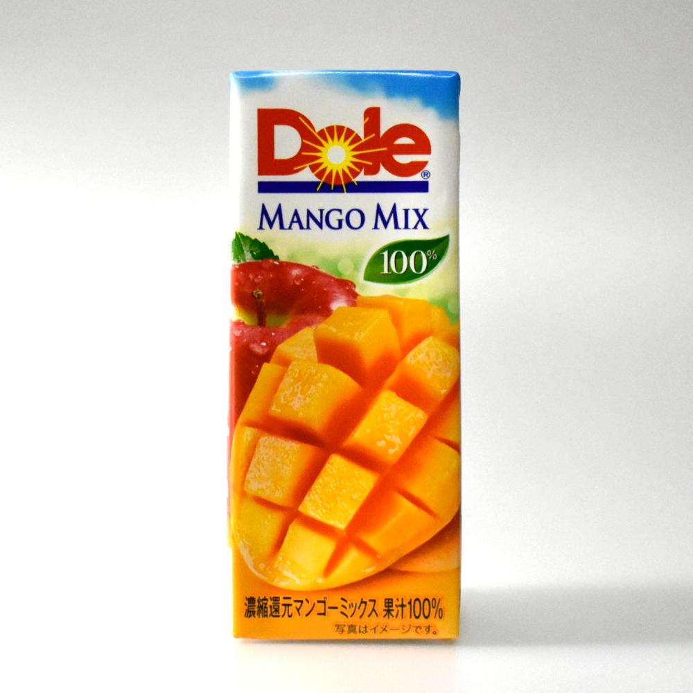 Doleマンゴーミックス100%