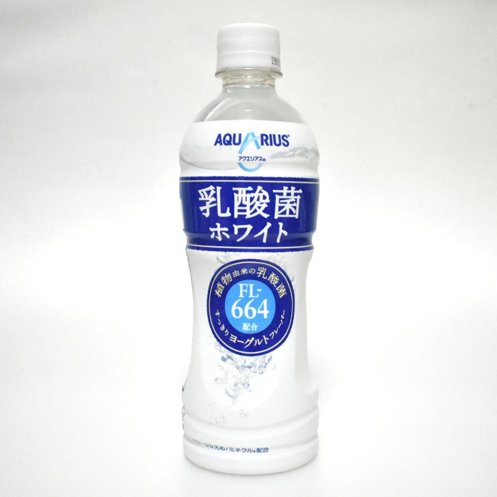 アクエリアス乳酸菌ホワイト