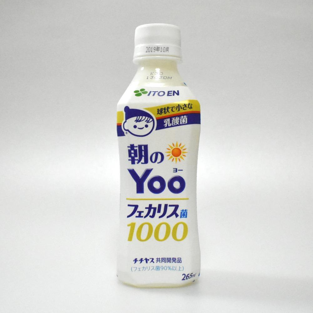 伊藤園 朝のYoo フェカリス菌1000