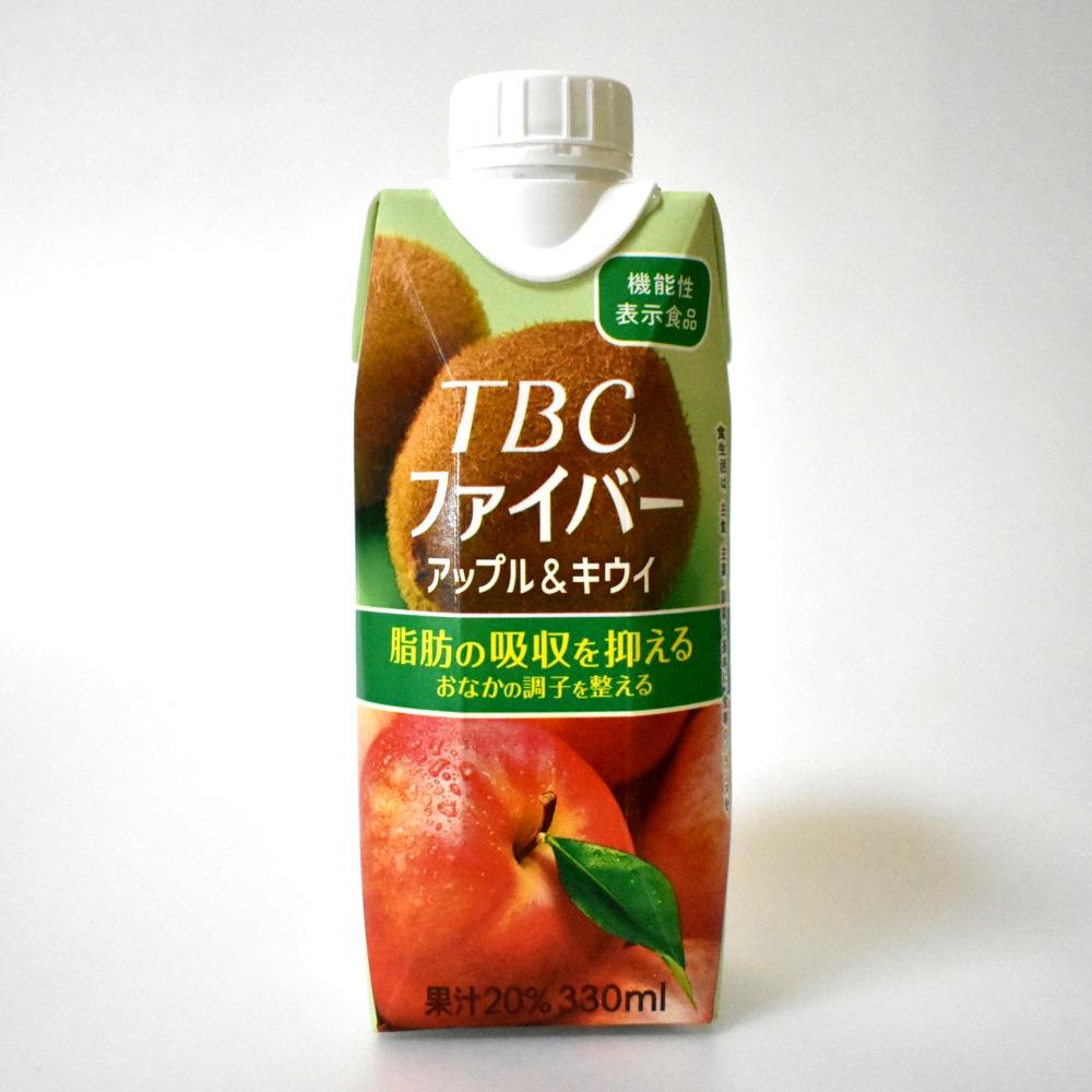 TBCファイバー アップル&キウイ