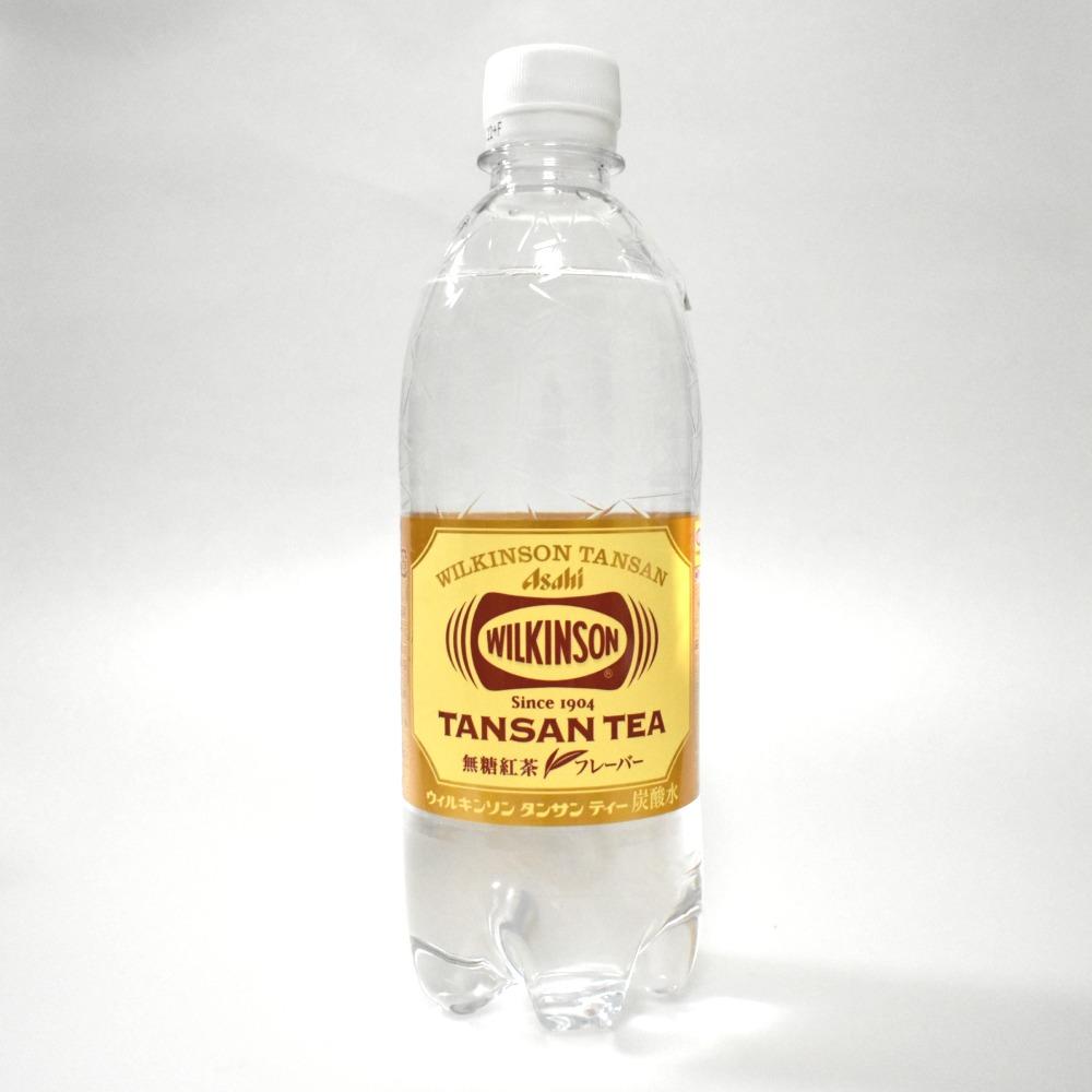 アサヒ飲料のウィルキンソンタンサンティー500mlペットボトル