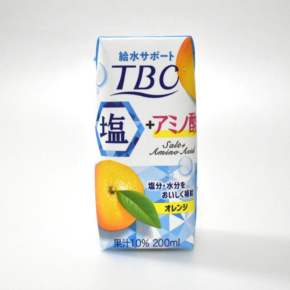 森永乳業TBCドリンク 塩+アミノ酸