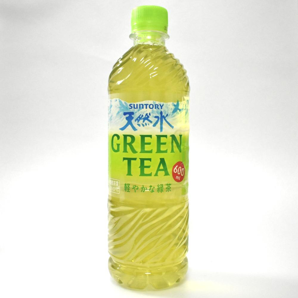 サントリー天然水 GREEN TEA