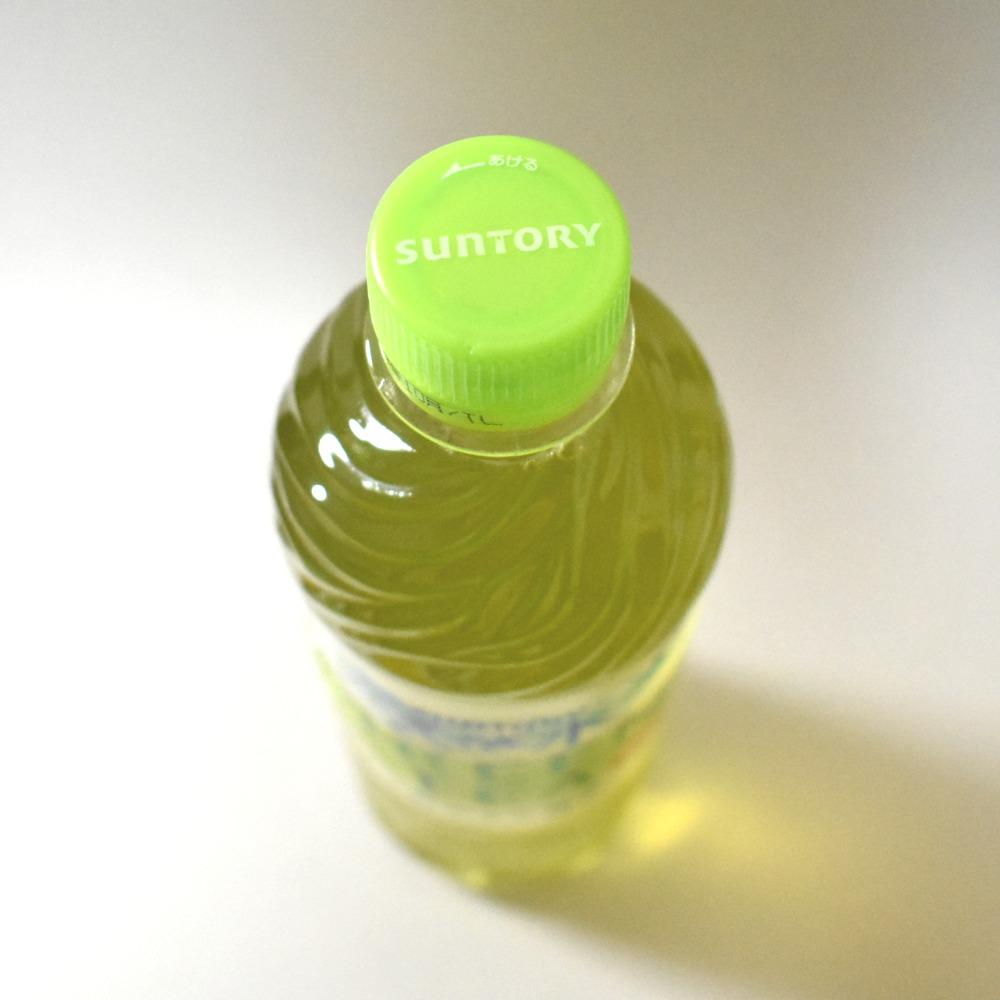 サントリー天然水GREEN TEA
