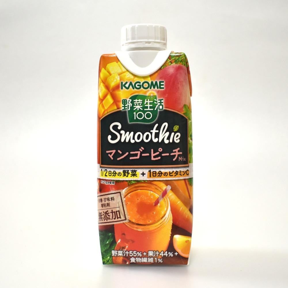野菜生活100 Smoothie マンゴーピーチMix