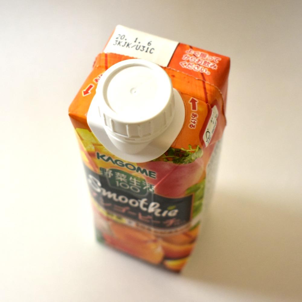 カゴメ野菜生活100 SmoothieマンゴーピーチMix