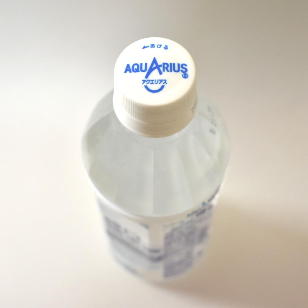 アクエリアス口径補水液