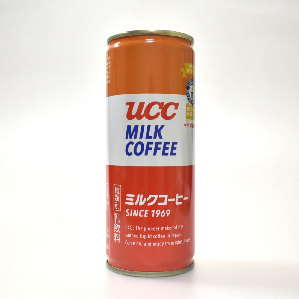 UCCミルクコーヒー缶250g