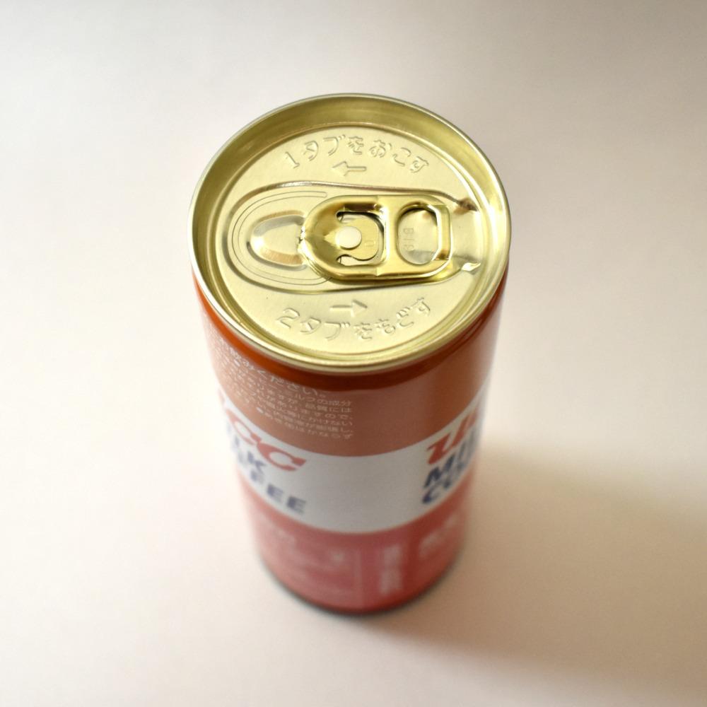 UCCミルクコーヒー缶250