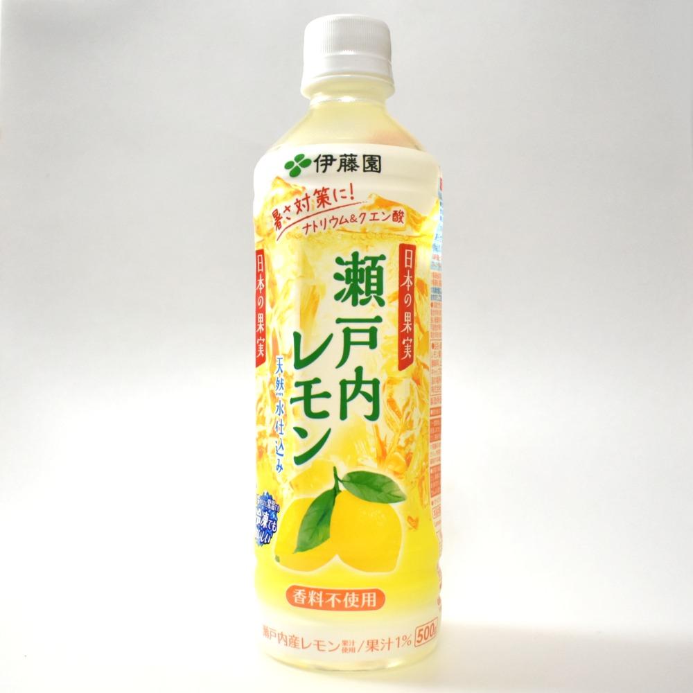 伊藤園 日本の果実 瀬戸内レモン ペットボトル