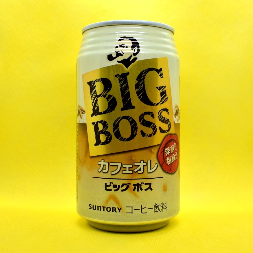 サントリー ビッグボス カフェオレ缶