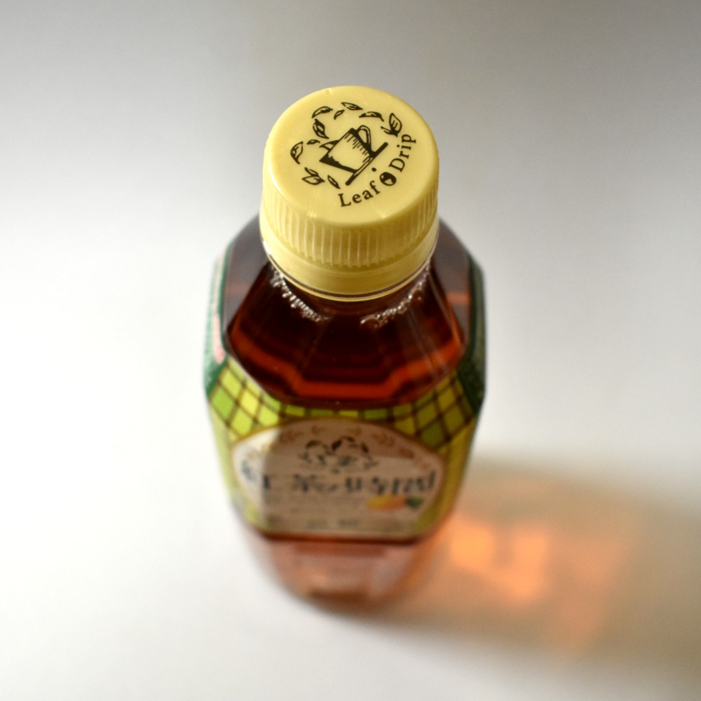 UCC紅茶の時間 ティーウィズレモン低糖