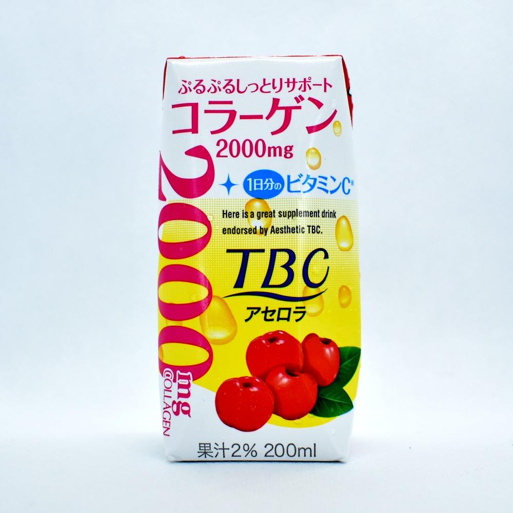 TBCドリンクコラーゲン2000mgアセロラ