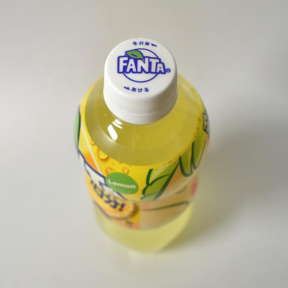 ファンタレモンマルチビタミン一日分
