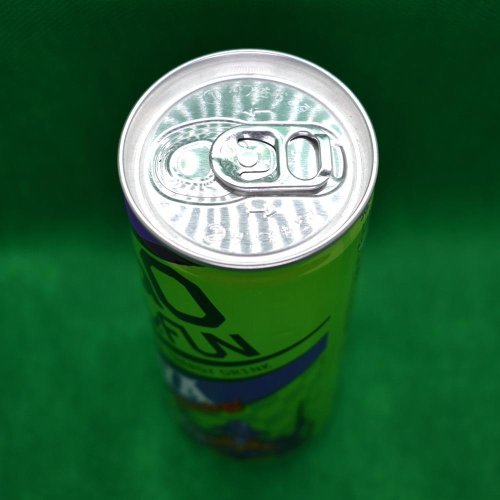 GO&FUN エナジードリンク エヴァンゲリオンレーシングデザイン缶